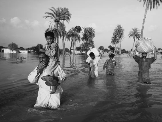 Help slachtoffers overstroming Pakistan (foto: SHO)